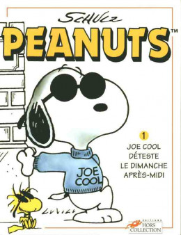 Peanuts tome 1 - joe cool