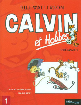 calvin et hobbes - intégrale tome 1