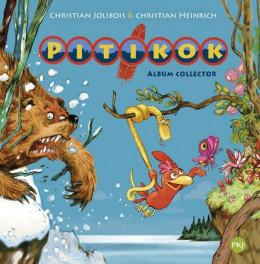 Pitipok - album collector tomes 1 à 4
