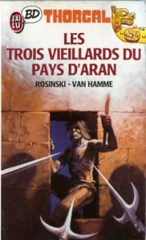 Thorgal (poche) tome 3 - les 3 vieillards du pays d'aran