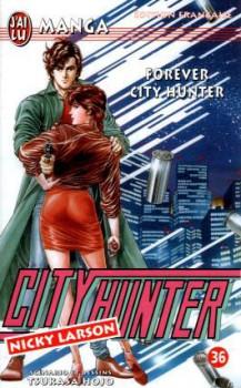 City Hunter tome 36 - forever city hunter