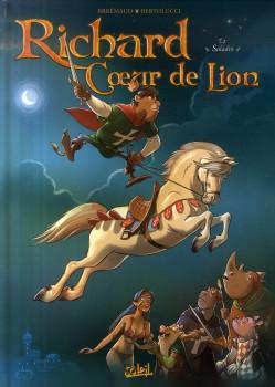 richard coeur de lion tome 2