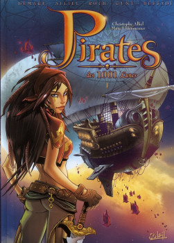 pirates des 1001 lunes tome 1