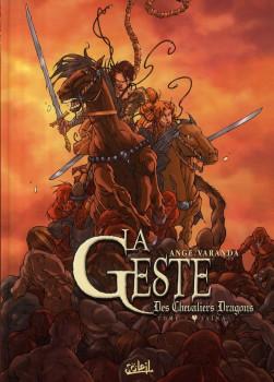 Lot - La geste des chevaliers dragons tomes 1 à 15