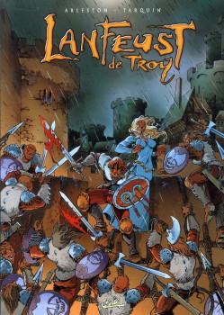 lanfeust de troy - coffret tome 1 à tome 4 (édition 2009)