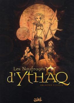 les naufragés d'ythaq - coffret tome 1 à tome 3 (édition 2008)