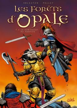 les forêts d'opale tome 6 - le sortilège du pontife