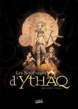 les naufragés d'ythaq - tome 1 à tome 3