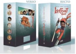 lanfeust quest - coffret tome 1 à tome 4