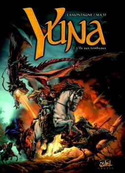 yuna tome 2 - l'île aux tombeaux