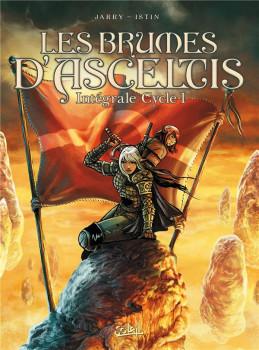 les brumes d'Asceltis - intégrale tome 1 à tome 4