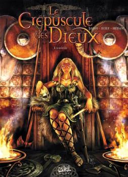 le crépuscule des dieux tome 5 - Kriemhilde