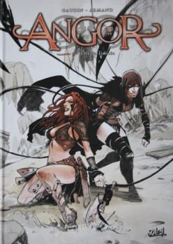 Angor tome 3 - L'île du sanctuaire (éd. 2011)