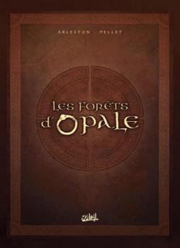 les forêts d'opale - coffret tome 1 à tome 3 (édition 2011)