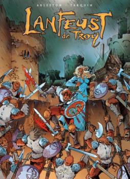 Lanfeust de Troy - coffret tome 1 à tome 4 (édition 2012)