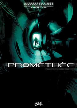 Prométhée tome 5 - le sarcophage