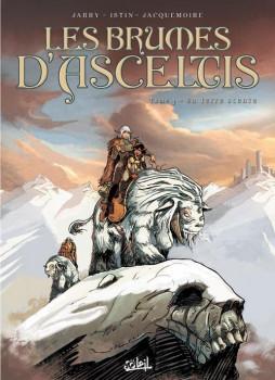 Les brumes d'Asceltis tome 4