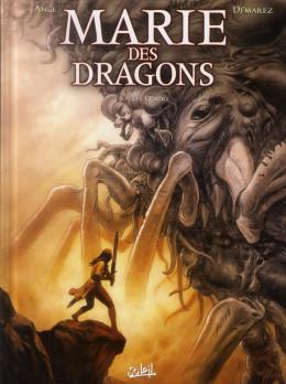 Marie des dragons tome 5 - quatre