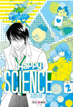 Happy science tome 2