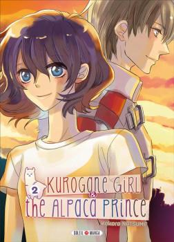 Kurogane Girl & the Alpaca Prince Tome 2