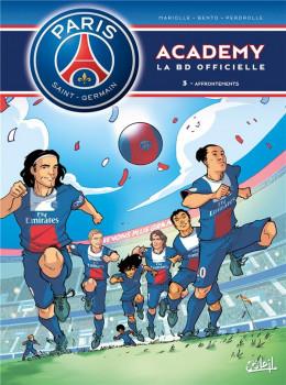PSG Academy  Tome 3 - Affrontements