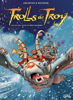 Trolls de Troy tome 19 - Pas de Nöl pour le père Grommël