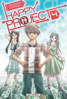 Happy Project tome 4