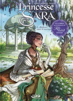 Princesse Sara tome 8