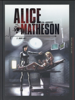 Alice Matheson tome 3