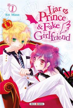 Liar prince & fake girlfriend tome 1
