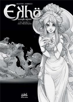 Ekhö - monde miroir tome 5 (éd n&b)