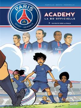 PSG academy tome 7