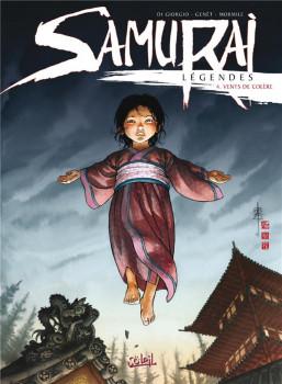 Samurai légendes tome 4