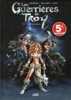 Les guerrières de Troy tome 1 (soleil petits prix 2016)