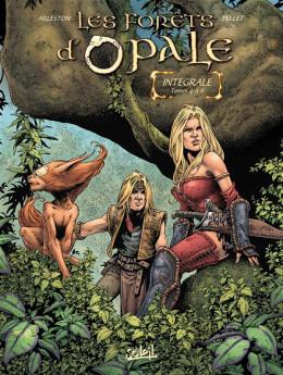 Les forêts d'opale - intégrale tome 4 à tome 6