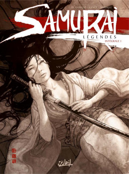 Samurai légendes - Intégrale tome 1 à tome 3