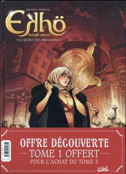 Ekhö - monde miroir - Pack tome 5 + tome 1 (1 tome offert)