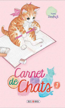 Carnet de chats tome 1