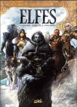 Elfes - coffret tomes 6 à 10