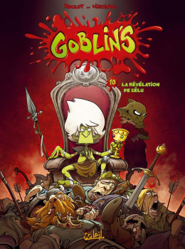 Goblin's tome 10
