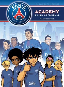 PSG Academy tome 8