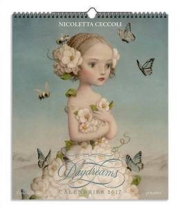 Daydreams - calendrier 2017