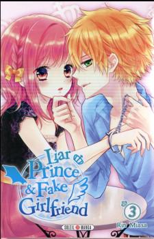 Liar prince & fake girlfriend tome 3