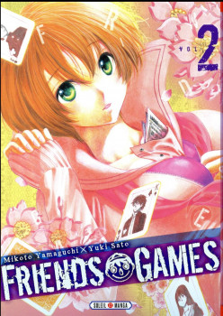 Friends games tome 2