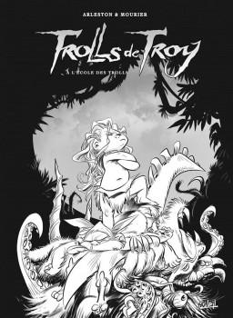 Trolls de Troy tome 22 - édition noir et blanc