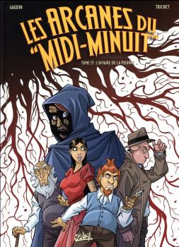 Les arcanes du Midi-Minuit tome 13