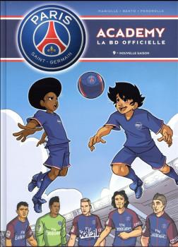 PSG academy tome 9