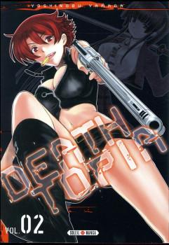 Deathtopia tome 2
