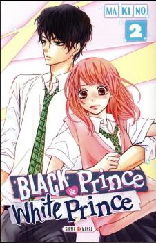 Black prince & white prince tome 2