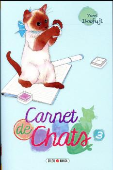 Carnet de chats tome 3